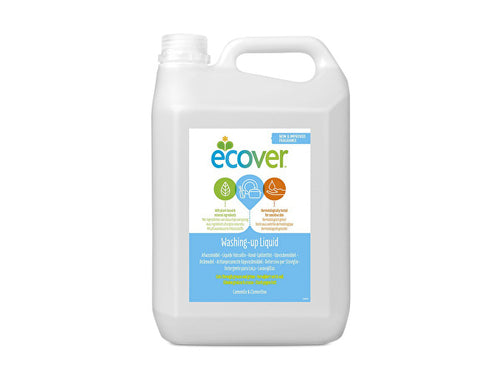 Ecover Washing Up Liquid - Chamomile & Clementine - 5Ltr