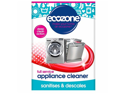Ecozone Full Service Machine Cleaner - (35gx2)
