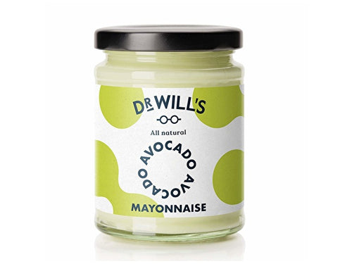 Dr Wills All Natural Avocado Mayonnaise - 240g