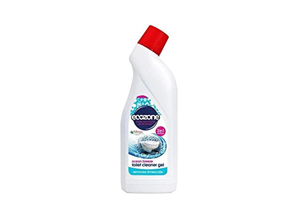 Ecozone 3 In 1 Toilet Cleaner Ocean Breeze - 750ml