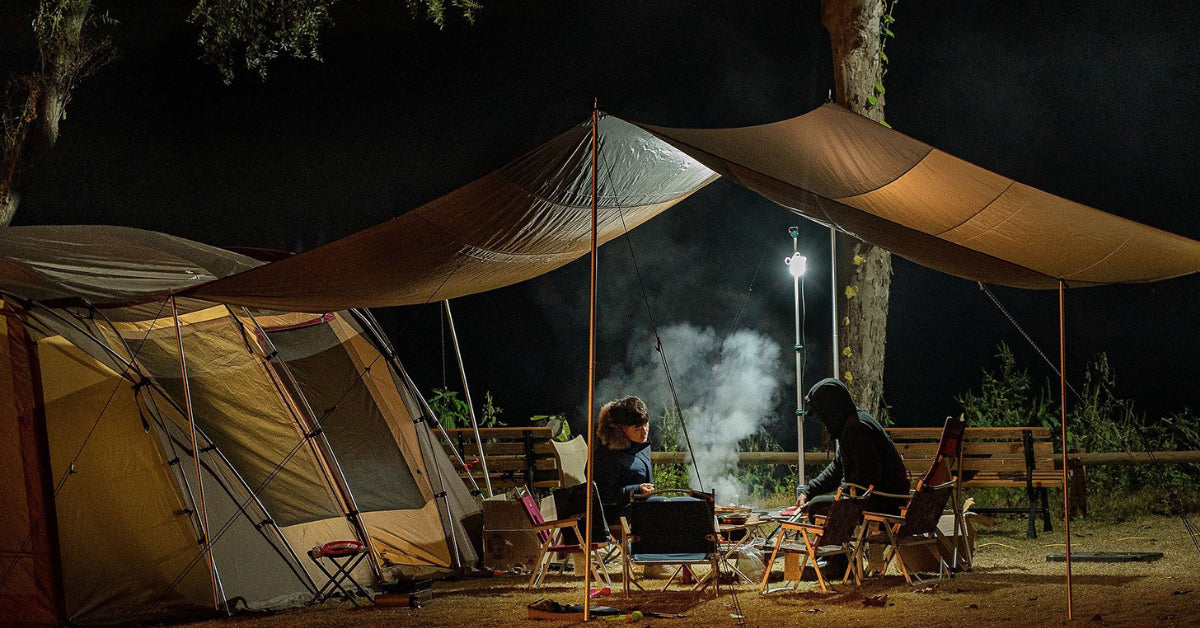 camping emergency packing list