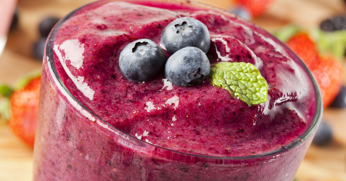 smoothies wasted food