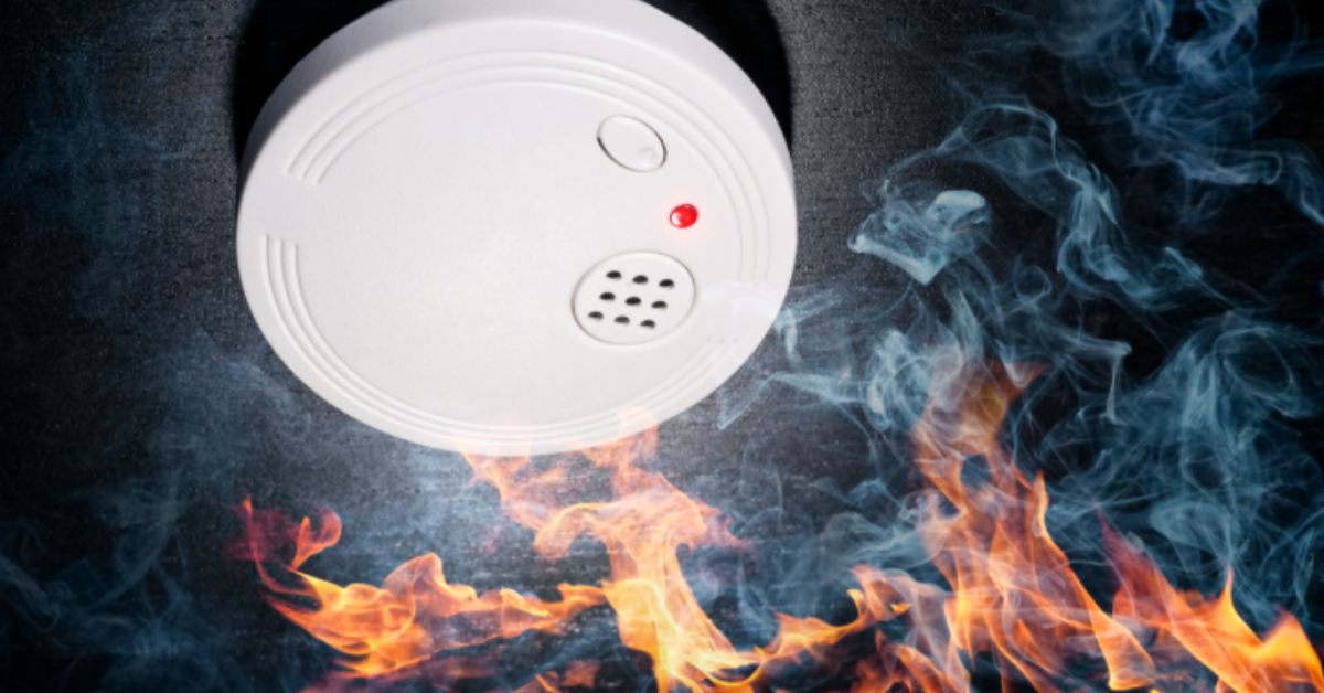 smoke detecters prevent house fires