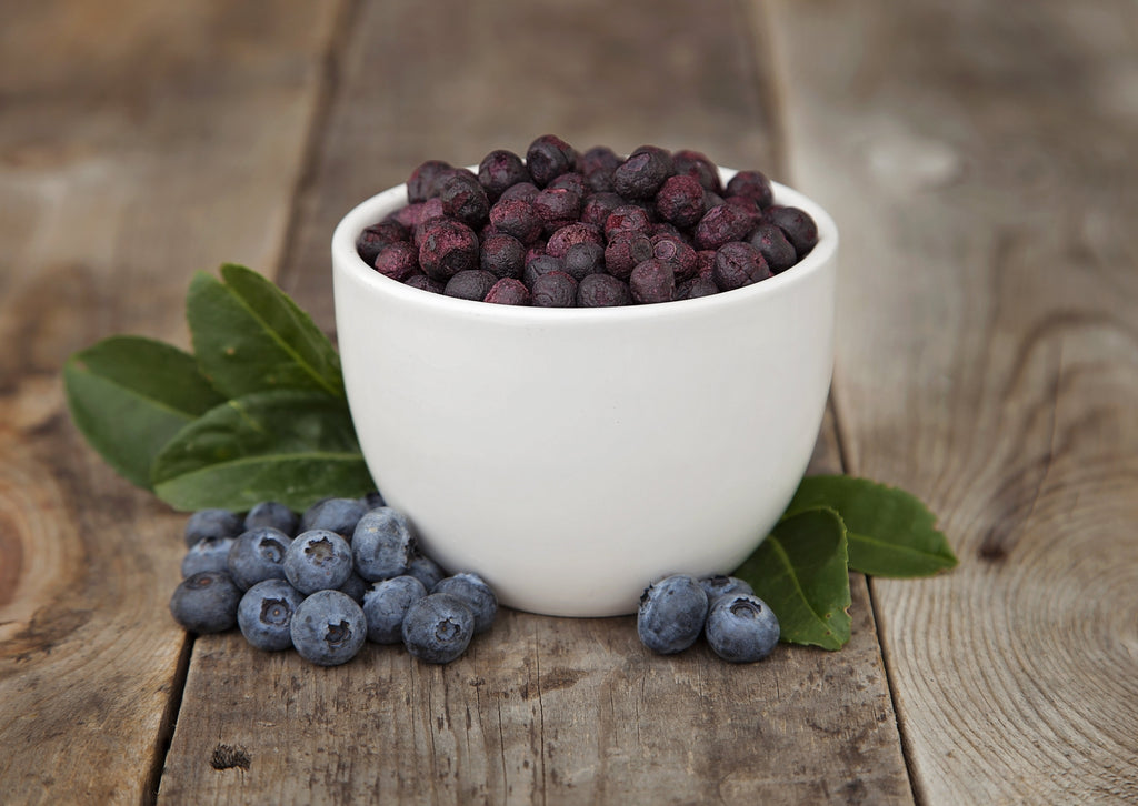 Bulk Freeze Dried Blueberries