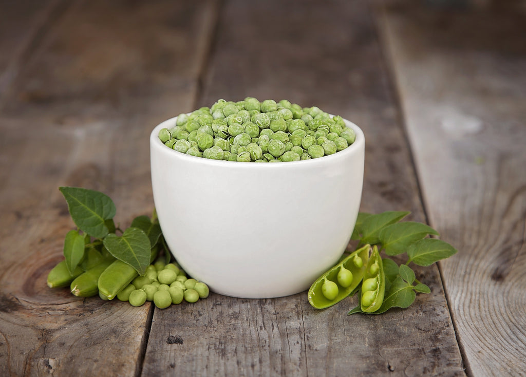 Bulk Freeze Dried Peas