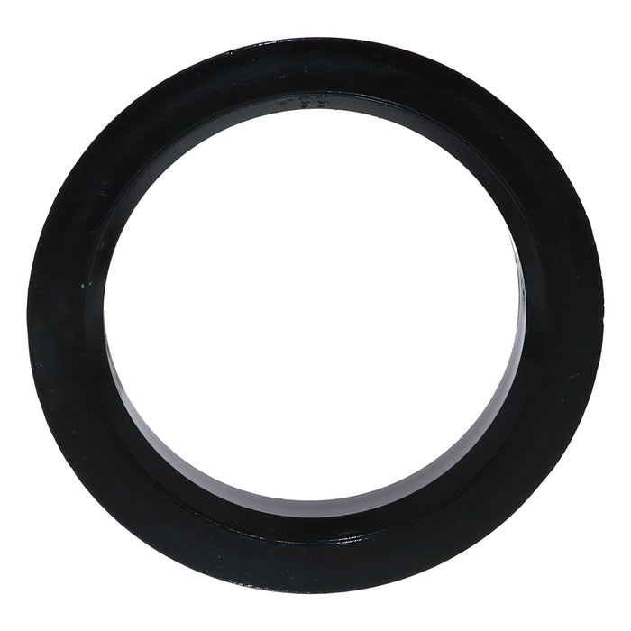 Black Polycarbonate Hub Centric Rings 67mm to 64.1mm - 4 Pack