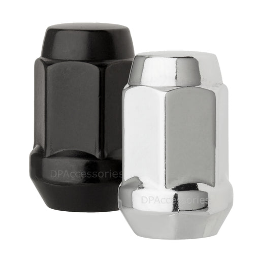 "1/2""-20 Bulge Acorn Wheel Lug Nut (3/4"" Hex - Conical Seat)"
