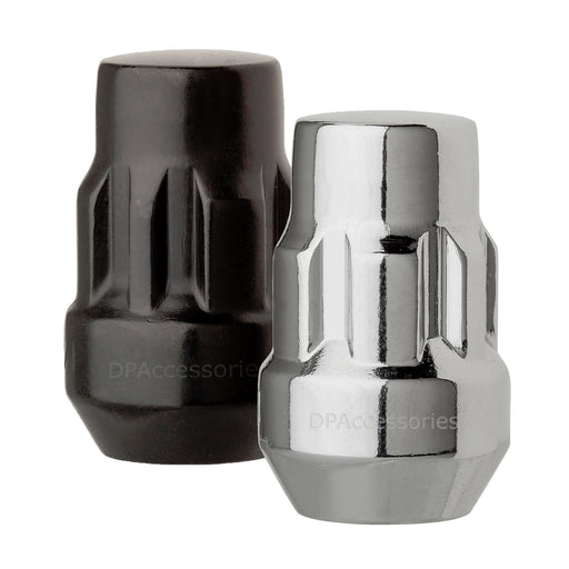 "M12x1.25 Bulge Acorn Locking Wheel Lug Nuts (3/4"" and 13/16"" Hex)"