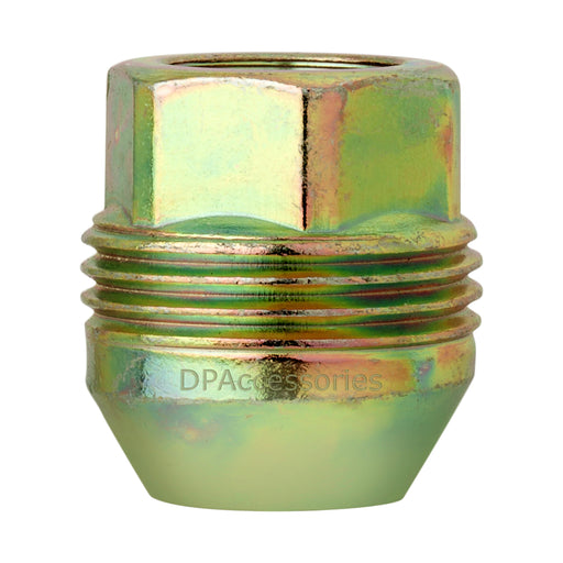 M14x1.5 Dual Thread Wheel Lug Nut for Chevy/GMC - 9591772 9595175