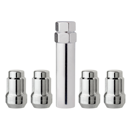 "7/16""-20 Spline/Tuner Locking Wheel Lug Nuts for Aftermarket Wheels"