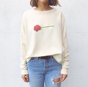 Organic Fleece Sweatshirt