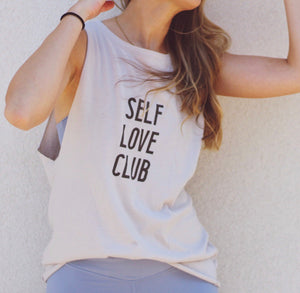 self love club tank