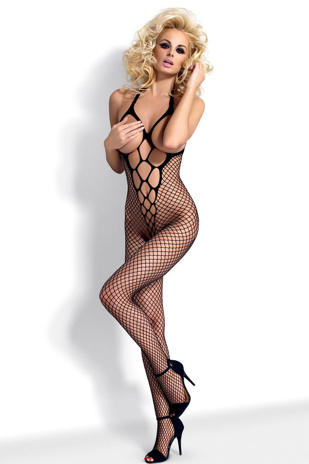 Crotched, Bodystocking-Obsessive-LouLou