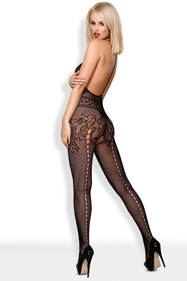 Flirtation Bodystocking-Obsessive-LouLou
