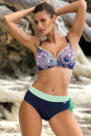 Stephanie Blueberry Frozen Bikinit, XL Koot-Marko-LOULOU