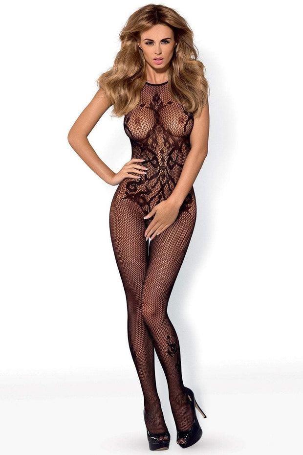 Tattoo Bodystocking-Obsessive-LouLou