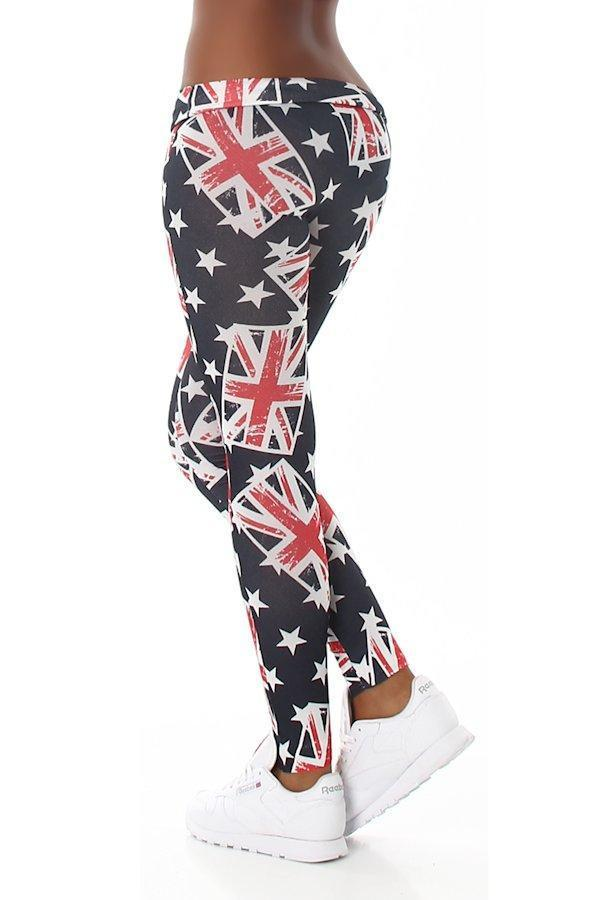 Uk Moda Leggingsit -2- LouLou.fi