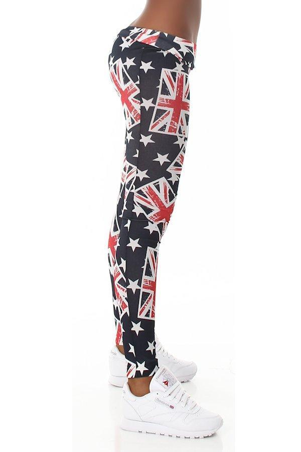 Uk Moda Leggingsit -3- LouLou.fi