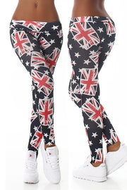 Uk Moda Leggingsit -4- LouLou.fi