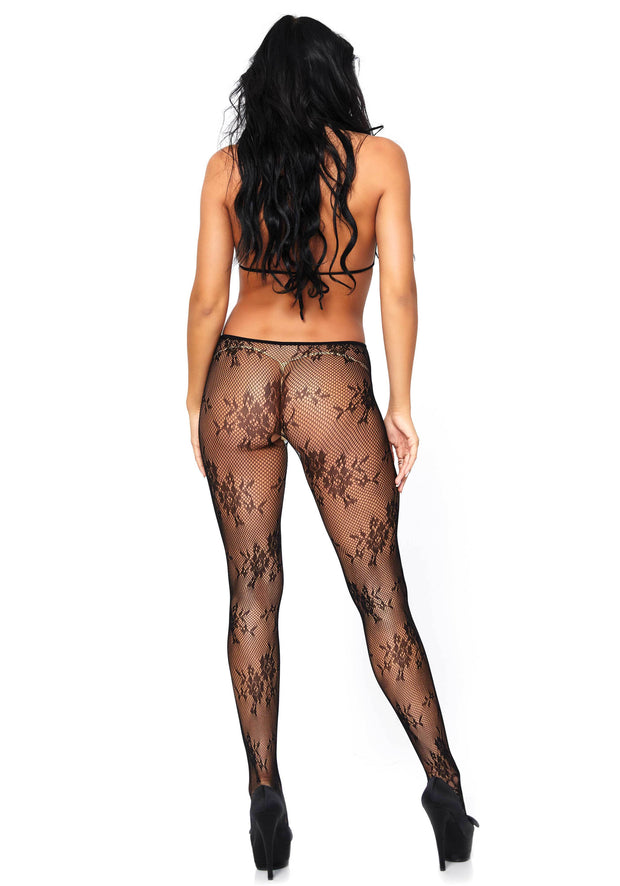 Lace cut out Bodystocking-Leg Avenue-LouLou