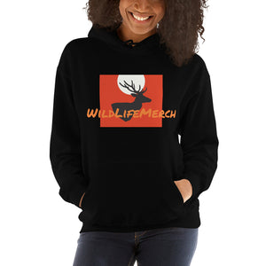 Hooded Sweatshirt - Wild_Life_Merch