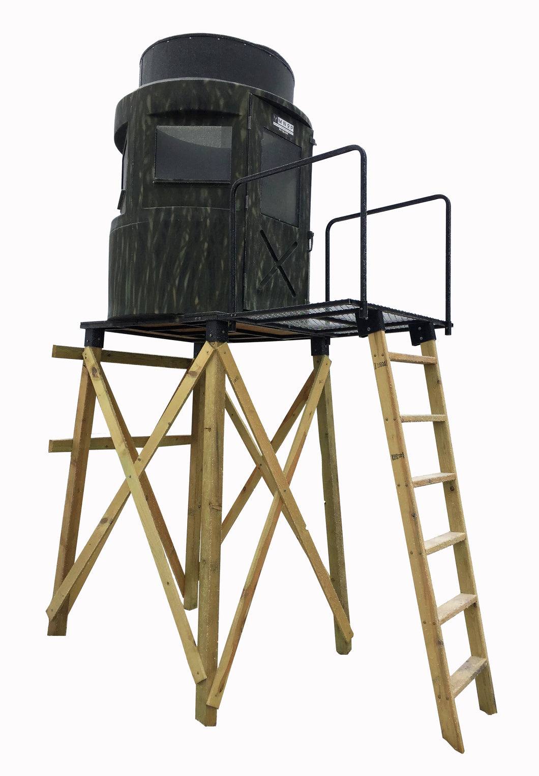 8' or 10' Tower With Ship Steps