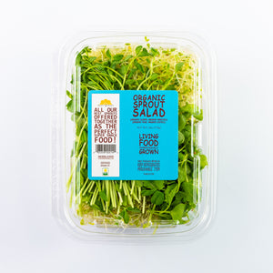 Organic Sprout Salad
