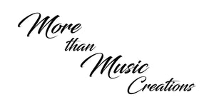 More Than Music Creations