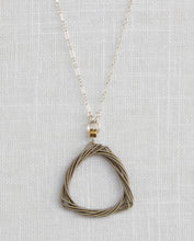 Load image into Gallery viewer, Tri-Knot Necklace