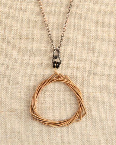 Tri-Knot Necklace