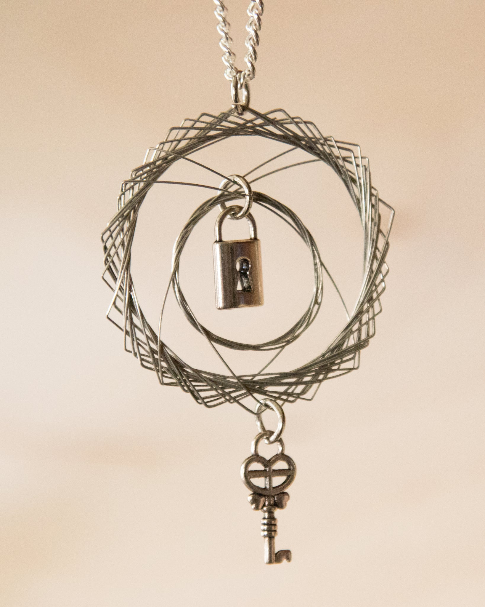 Dreamcatcher Lock & Key