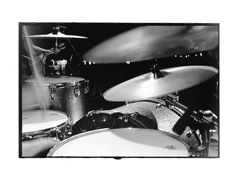 Photo Print - Drums