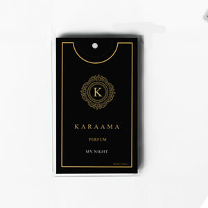 Wallet Perfume - My Night - Karaama