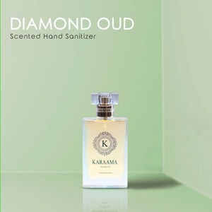 Diamond Oud Hand Sanitizer