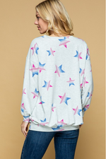 Be My Lucky Star Pullover