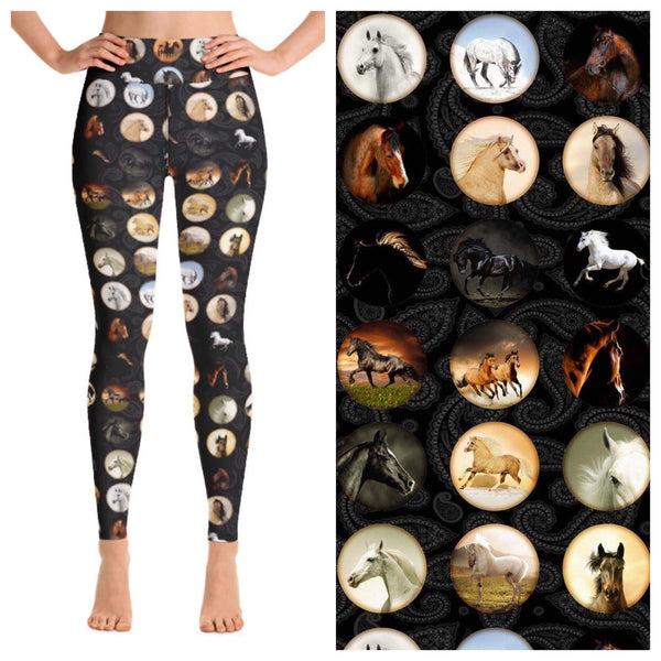 Horse Lover leggings