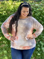 Pumpkin Spice and Everything Nice Long Sleeve Top