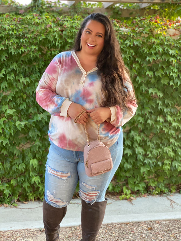 Autumn Vibes Long Sleeve Top