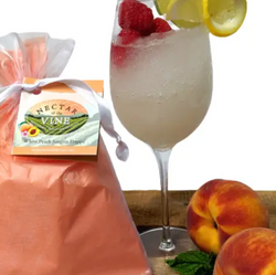 White Peach Sangria Wine Slushy Mix