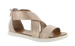 Mia Pattyy Rose Gold Sandals KIDS