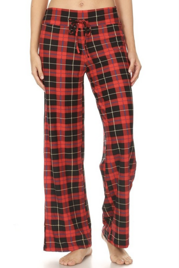 Nestled By the Fire Pajama Bottoms