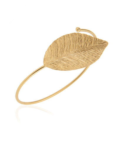 Pulsera Leaf Simple