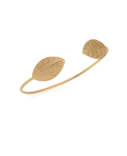 Pulsera Leaf Doble
