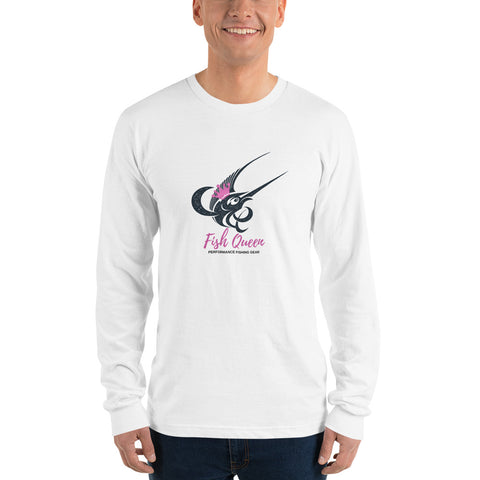 Fish Queen Long Sleeve Shirt