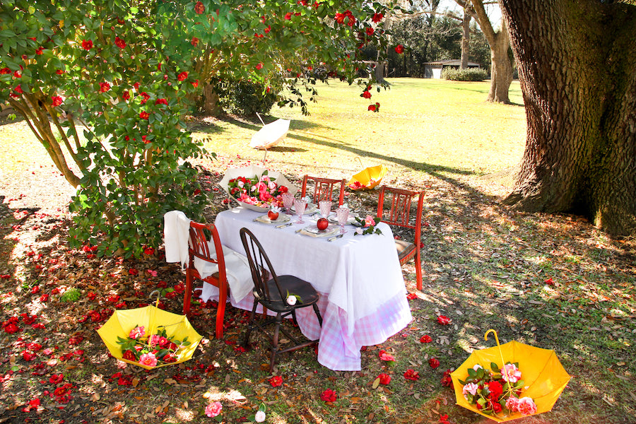 Spring Table by Libbie Summers