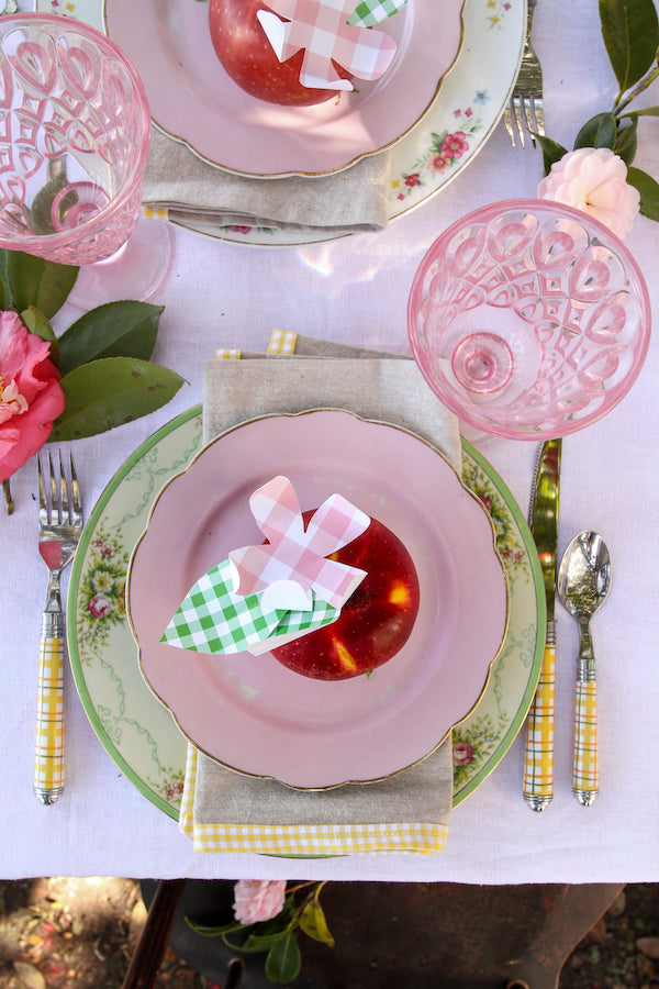 Guidelines for Setting a Table by Libbie Summers