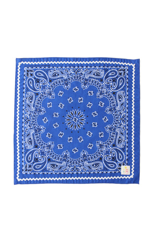 Sailor Blue Ric Rac Bandana