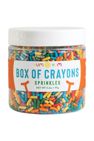 Box of Crayons Sprinkles