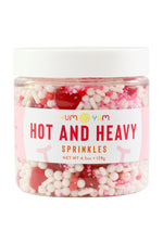 HOT AND HEAVY SPRINKLES