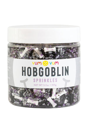 Hobgoblin Sprinkles for a Halloween treat is more chic than spooky!